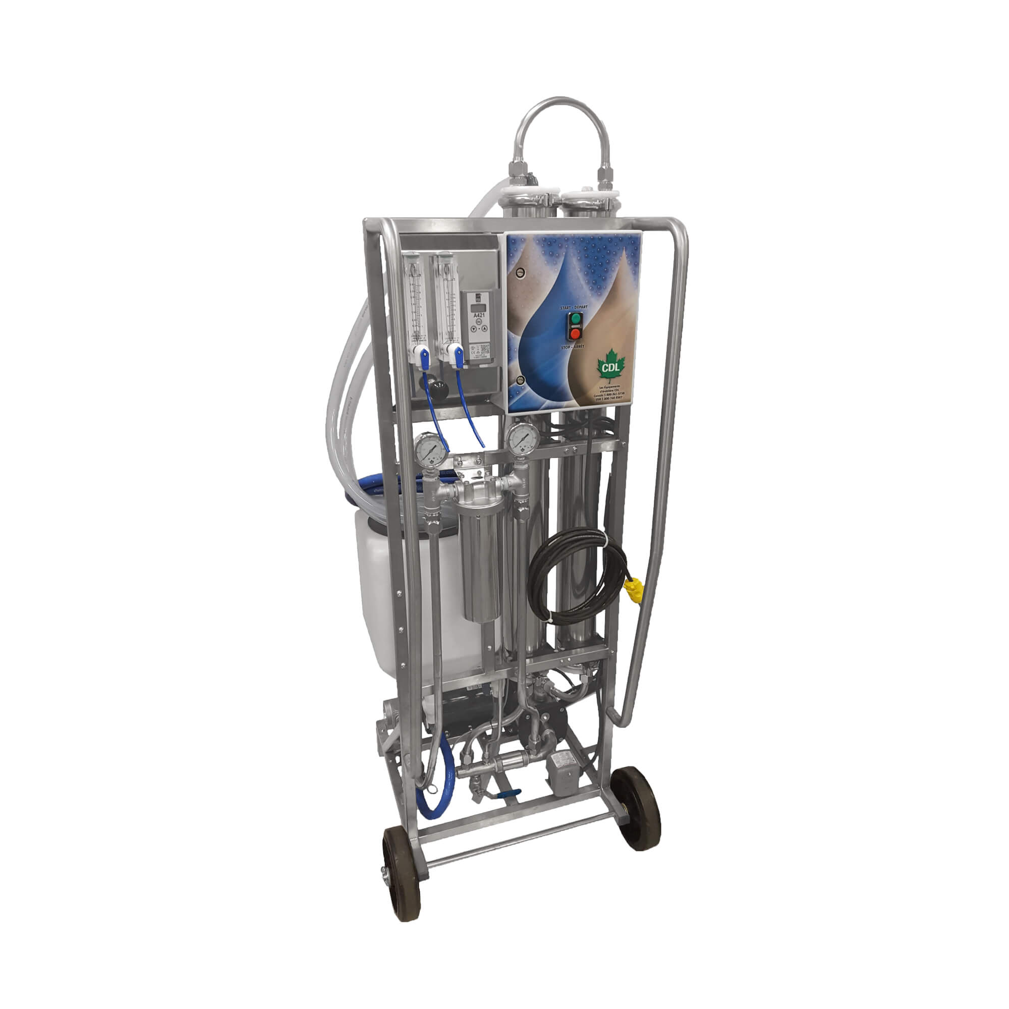 concentrateurs hobby CDL hobby reverse osmosis