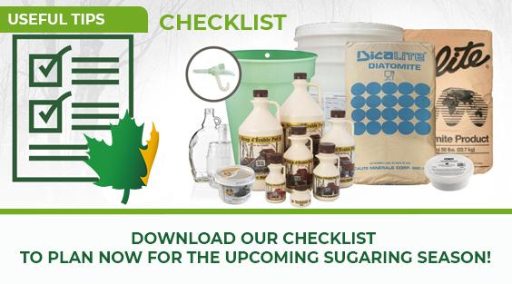 Online Maple Checklist USA