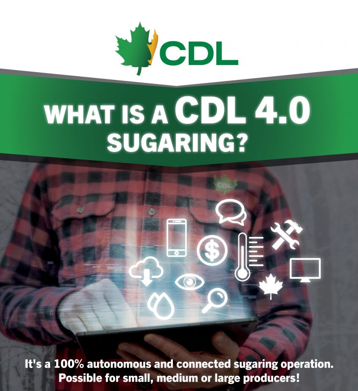 What is a CDL 4.0 sugaring?